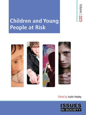 cover image of Children and Young People at Risk
