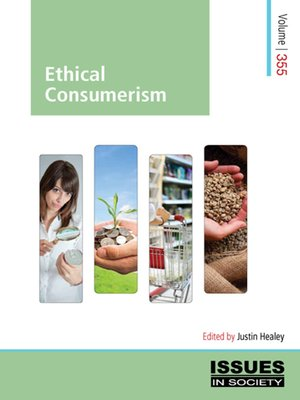 cover image of Ethical Consumerism