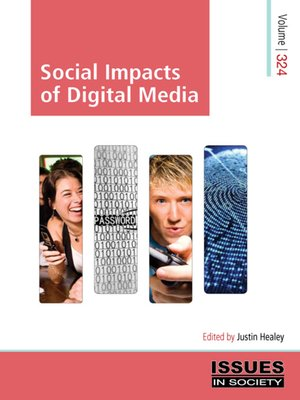 cover image of Social Impacts of Digital Media