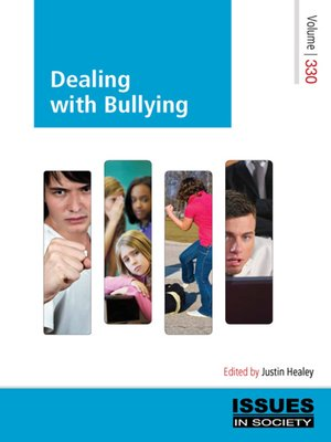 cover image of Dealing with Bullying