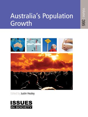cover image of Australia's Population Growth
