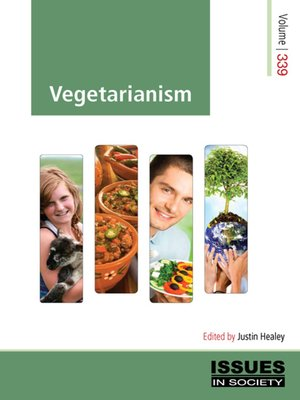 cover image of Vegetarianism