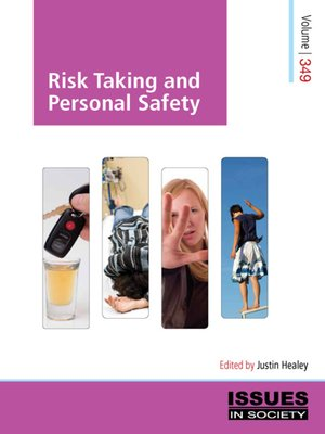 cover image of Risk Taking and Personal Safety