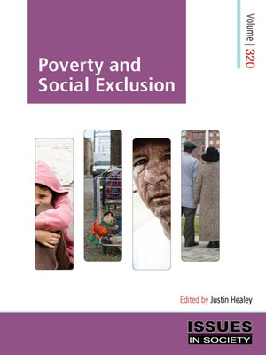 cover image of Poverty and Social Exclusion