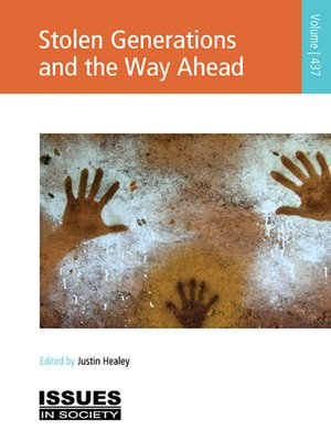 cover image of Stolen Generations and the Way Ahead