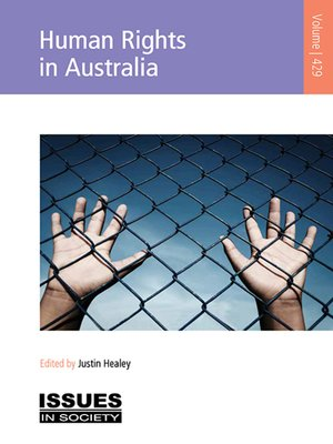 cover image of Human Rights in Australia