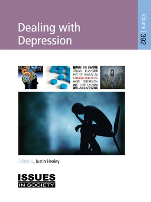 cover image of Dealing with Depression