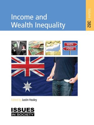 cover image of Income and Wealth Inequality
