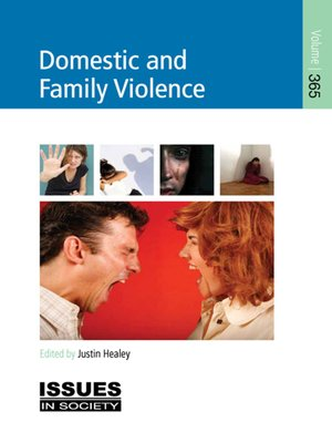 cover image of Domestic and Family Violence