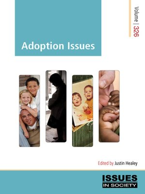 cover image of Adoption Issues