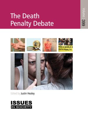 cover image of The Death Penalty Debate