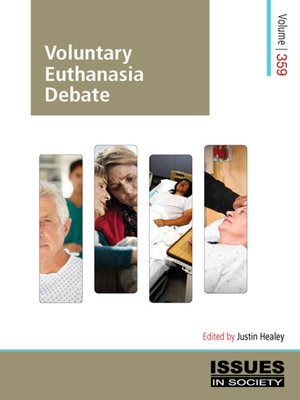 cover image of Voluntary Euthanasia Debate