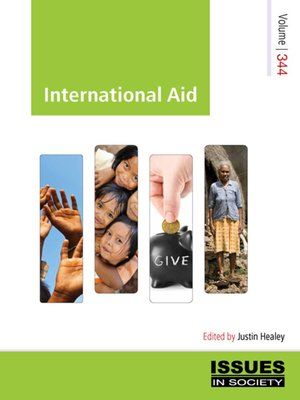 cover image of International Aid
