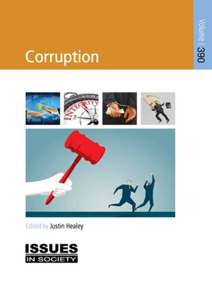 cover image of Corruption
