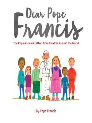 cover image of Dear Pope Francis