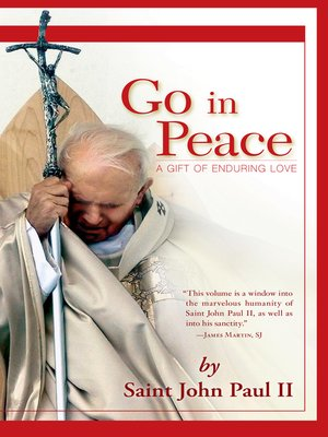 cover image of Go in Peace