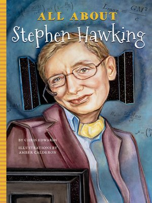 cover image of All About Stephen Hawking