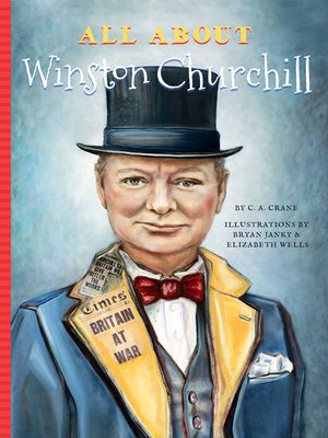 cover image of All About Winston Churchill