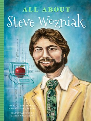 cover image of All About Steve Wozniak