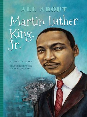 cover image of All About Martin Luther King, Jr.
