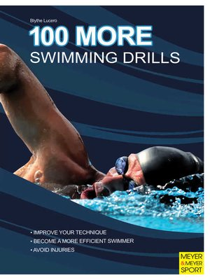 cover image of 100 More Swimming Drills