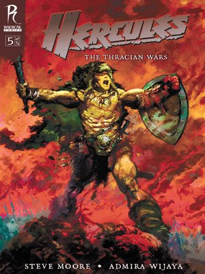 Hercules: The Thracian Wars, Issue 5 by Steve Moore ...  Hercules: The T...