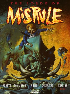 cover image of The Lords of Misrule
