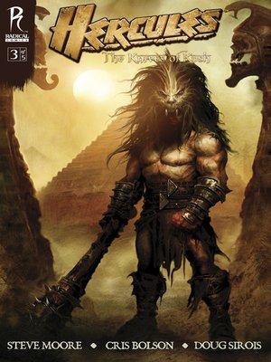 Hercules the thracian wars comic synopsis
