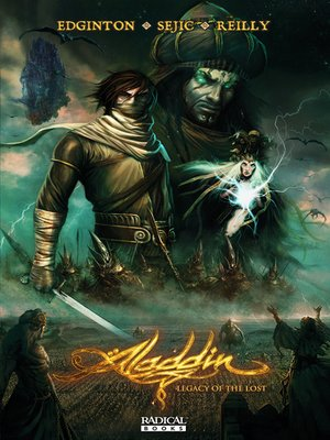 cover image of Aladdin: Legacy of the Lost