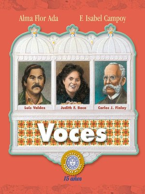 cover image of Voces
