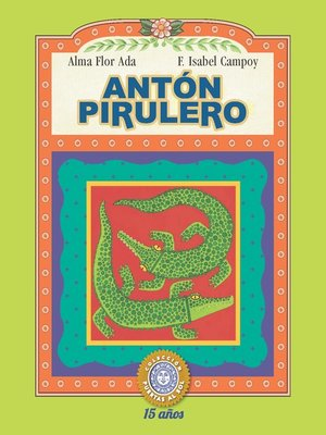 cover image of Antón Pirulero