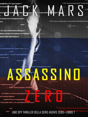 cover image of Assassino Zero