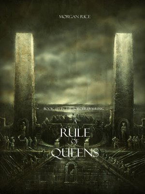 cover image of A Rule of Queens