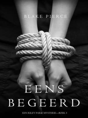 cover image of Eens begeerd