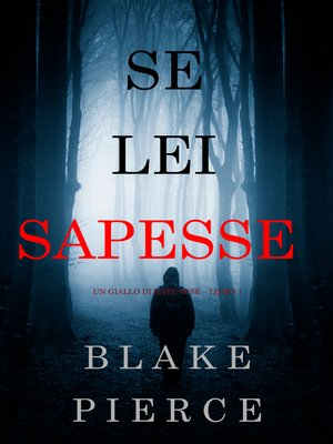 cover image of Se lei sapesse