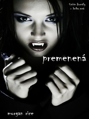 cover image of Premenená