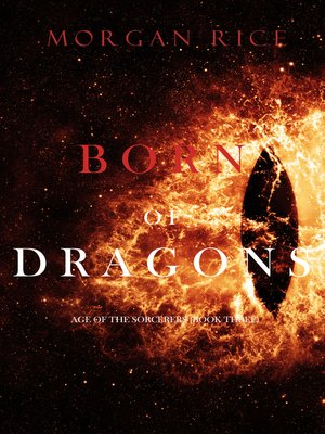cover image of Born of Dragons