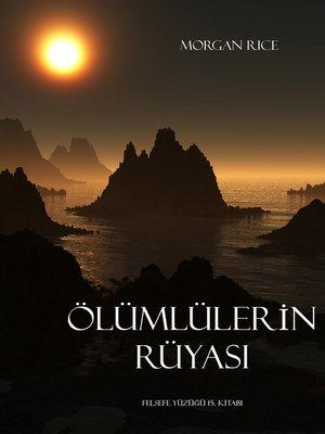 cover image of Ölümlülerin Rüyasi