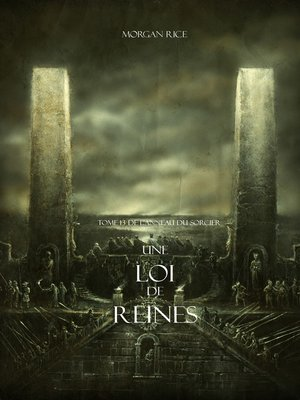 cover image of Une Loi de Reines