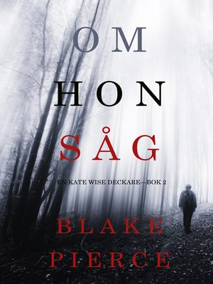 cover image of Om hon såg