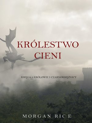 cover image of Królestwo Cieni