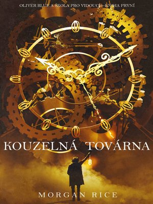 cover image of Kouzelná továrna