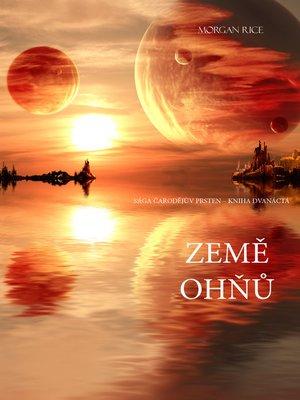 cover image of Země Ohňů