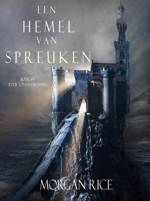 cover image of Een Hemel Van Spreuken