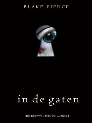 cover image of In de gaten