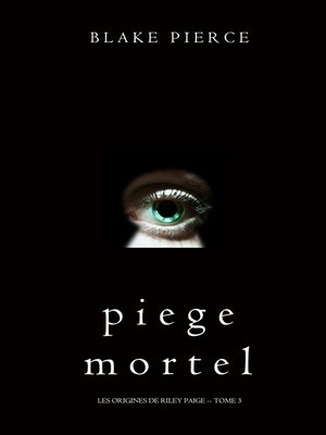cover image of Piege Mortel