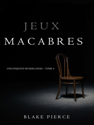 cover image of Jeux Macabres