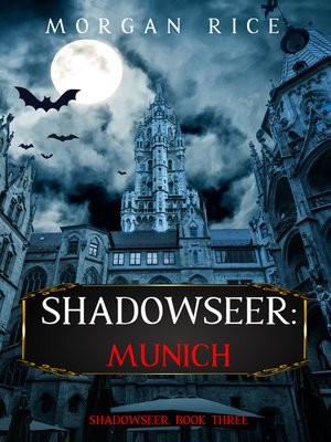 cover image of Shadowseer: Munich