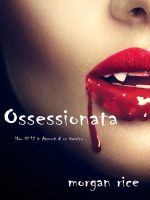 cover image of Ossessionata