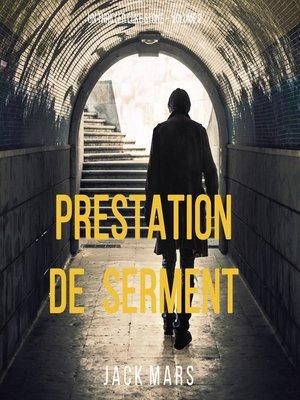 cover image of Prestation de Serment